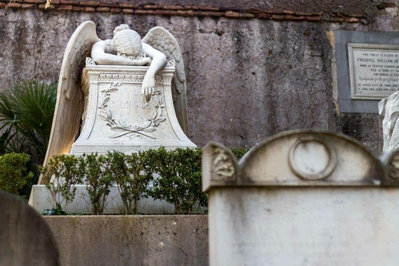 Non-Catholic Cemetery of Rome