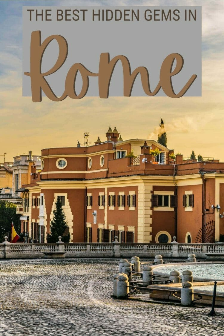 Discover what to see in Rome off the beaten path - via @clautavani