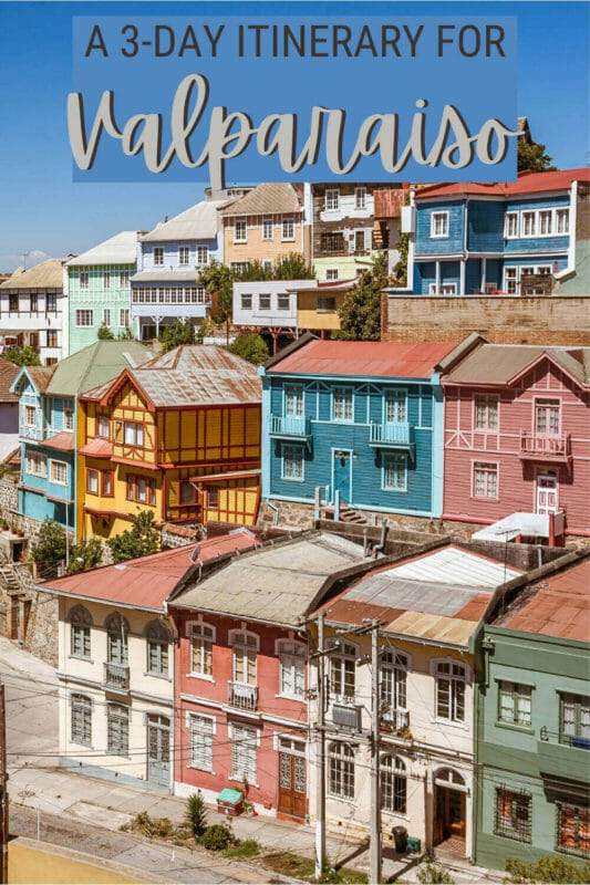 Read about the things to do in Valparaiso - via @clautavani