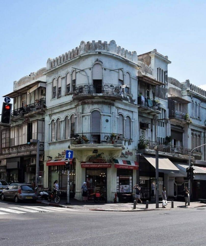 Airbnbs in Tel Aviv
