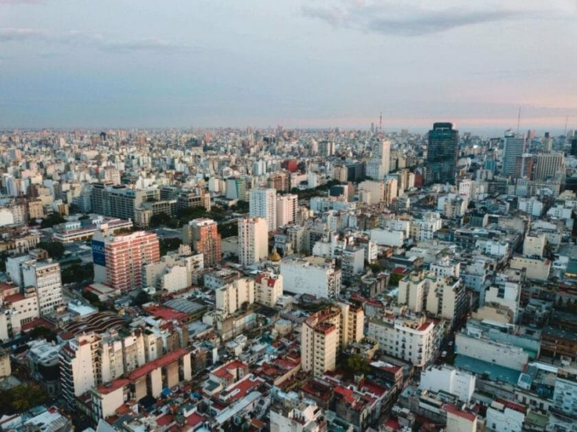 airbnbs in Buenos Aires