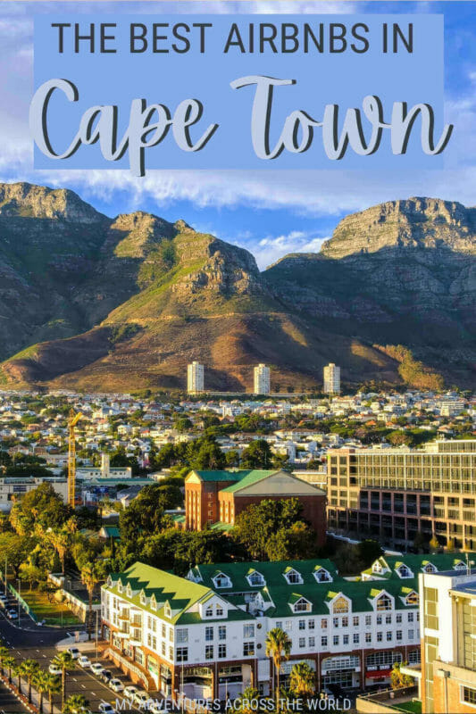 Check out the best Airbnbs in Cape Town - via @clautavani