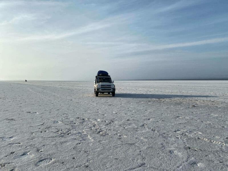 Dallol Salt Flats