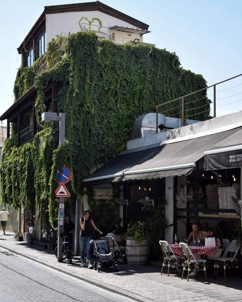 airbnb in Tel Aviv