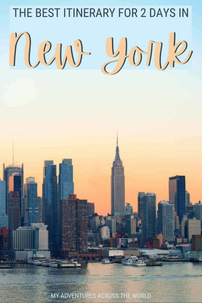 Discover how to make the most of New York in 2 days - via @clautavani