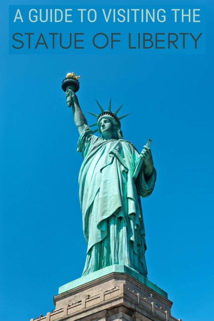 Check out this guide to visiting the Statue of Liberty - via @clautavani