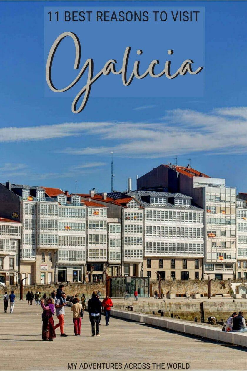 Discover why you should visit Galicia - via @clautavani
