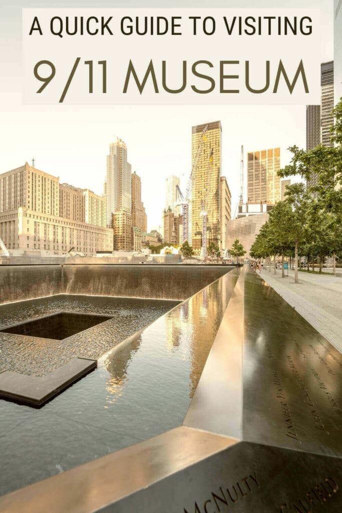 Discover how to get 9/11 Museum tickets - via @clautavani