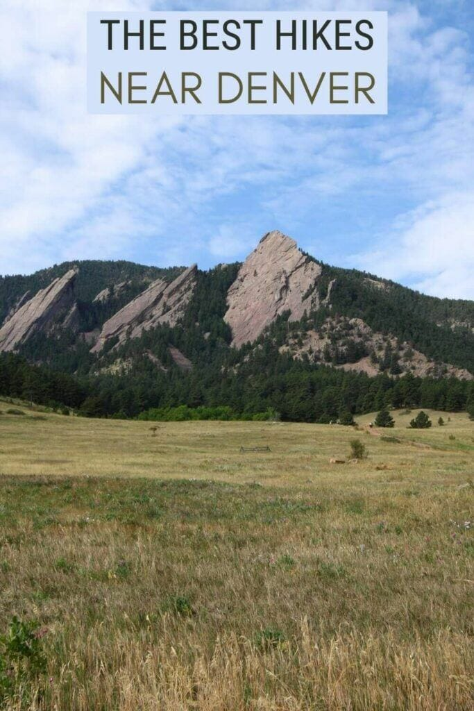 Discover the best hikes near Denver - via @clautavani