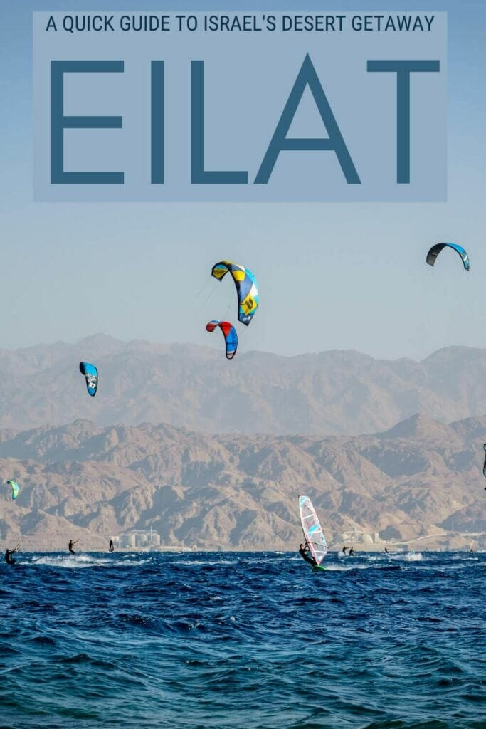 Discover the best things to do in Eilat - via @clautavani