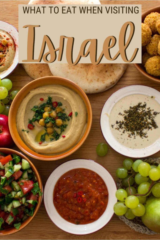 Discover the best Israeli food - via @clautavani