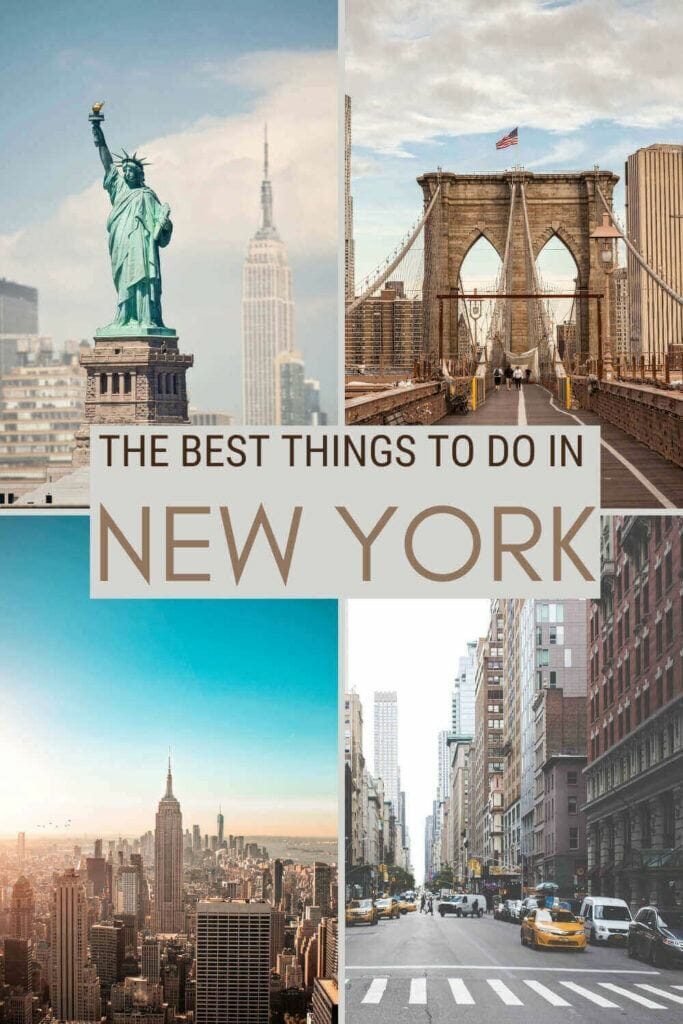 Discover the things to do in New York - via @clautavani