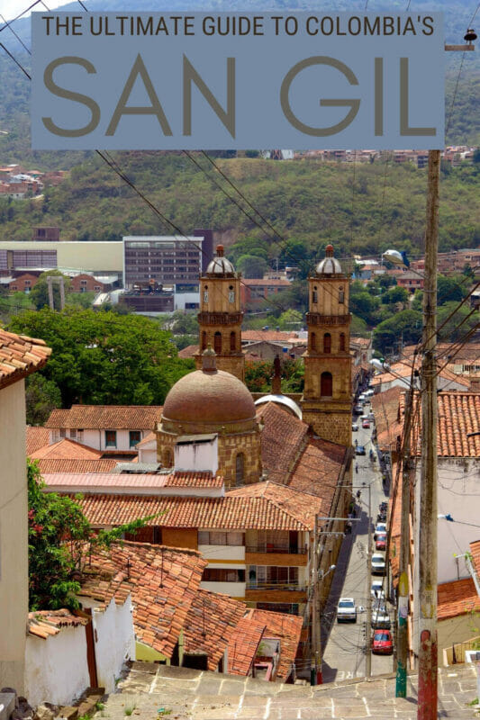 Discover what to see and do in San Gil, Colombia - via @clautavani