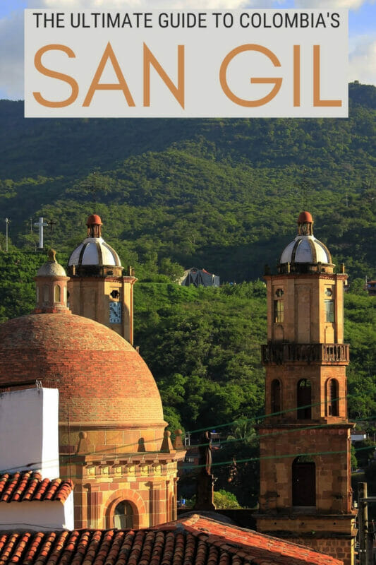 Read about the best things to do in San Gil, Colombia - via @clautavani