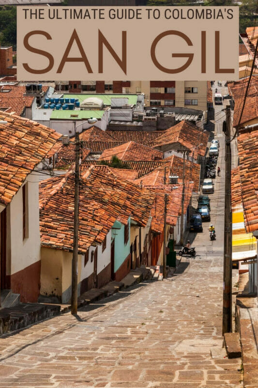 Check out this guide to San Gil, Colombia - via @clautavani