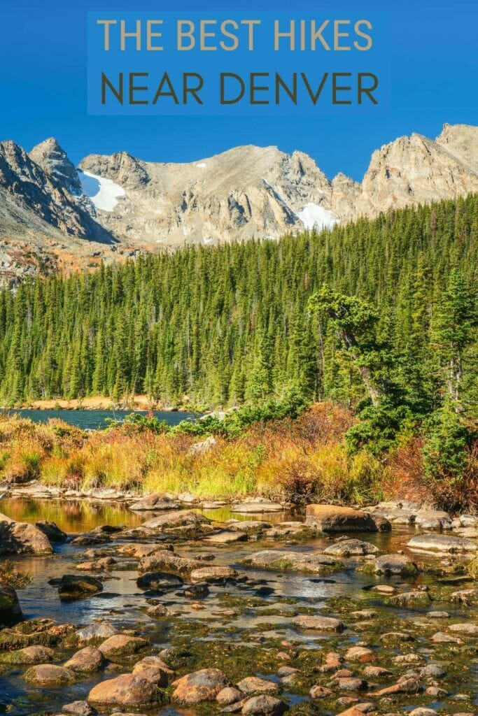 Check out the best hikes near Denver