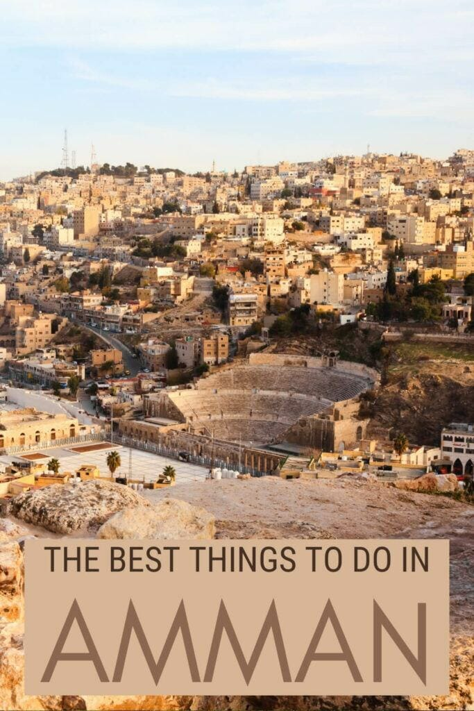 Discover the best things to do in Amman - via @clautavani