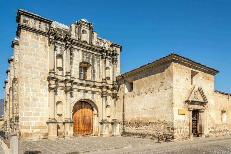 San Francisco Church Antigua Guatemala