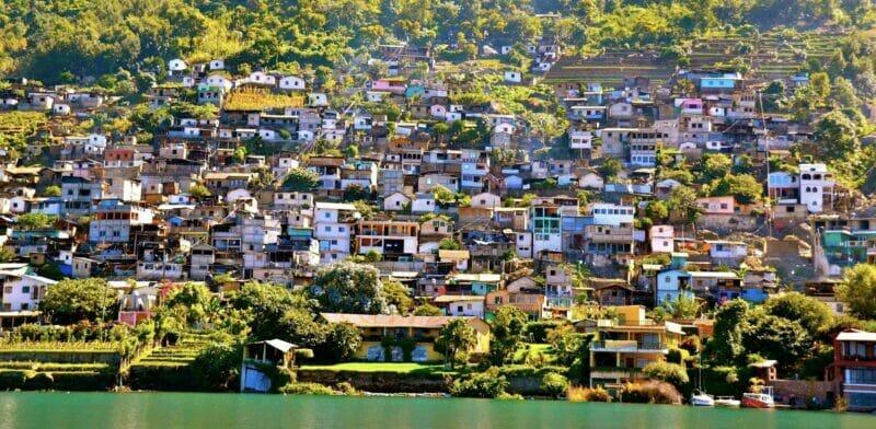 Atitlan village