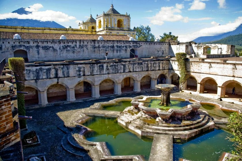 Convento Capuchinas