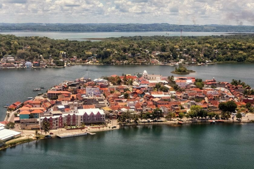 things to do in Flores Guatemala