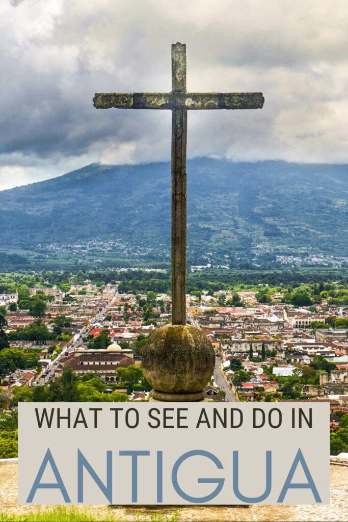 Discover what to see and do in Antigua Guatemala - via @clautavani