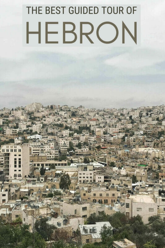 Check out the best guided tour of Hebron, West Bank - via @clautavani
