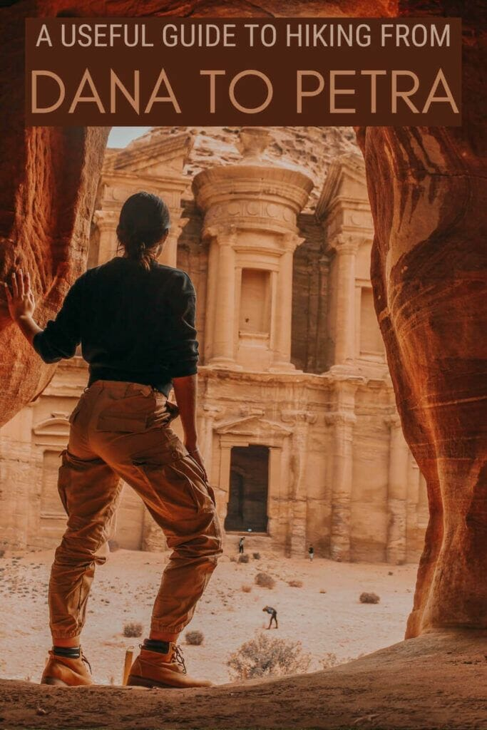 Discover what you need to know about the Dana to Petra trek - via @clautavani
