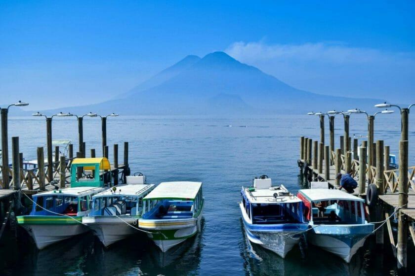 where to stay in Lake Atitlan