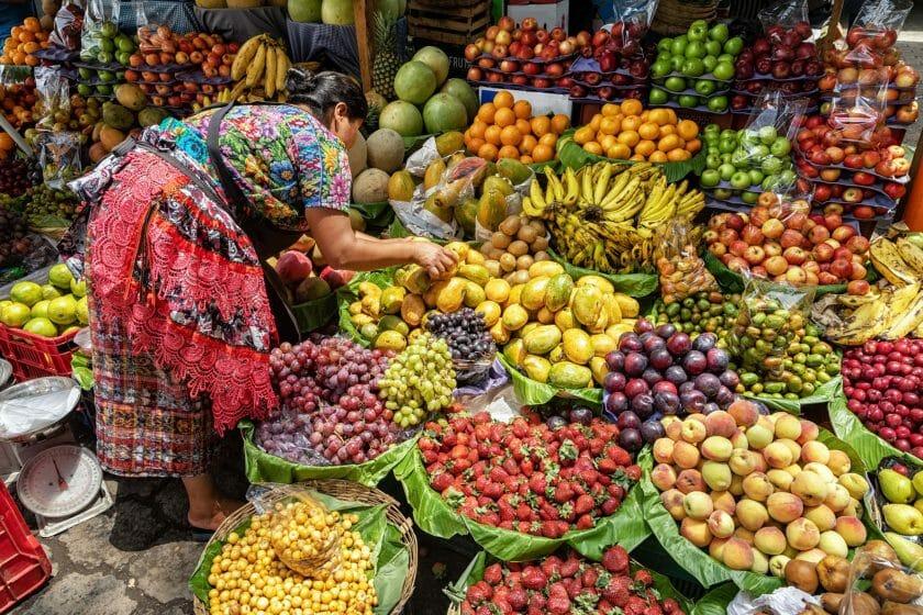 visiting Guatemala