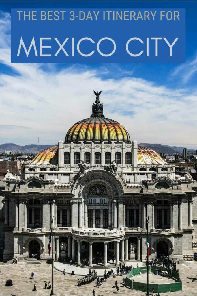 Check out this 3 days in Mexico City itinerary - via @clautavani