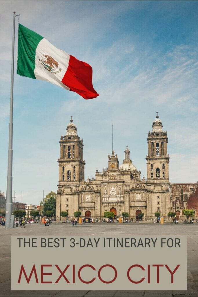 Discover how to make the most of Mexico City in 3 days - via @clautavani