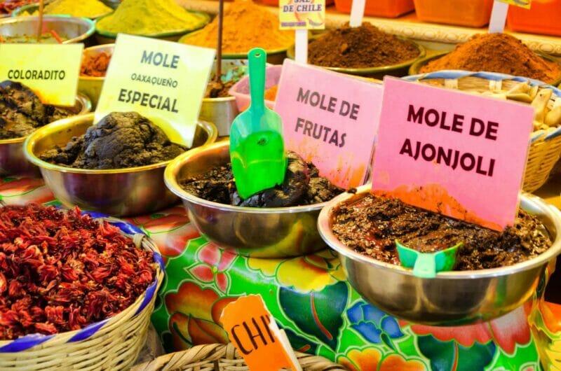 Oaxaca market