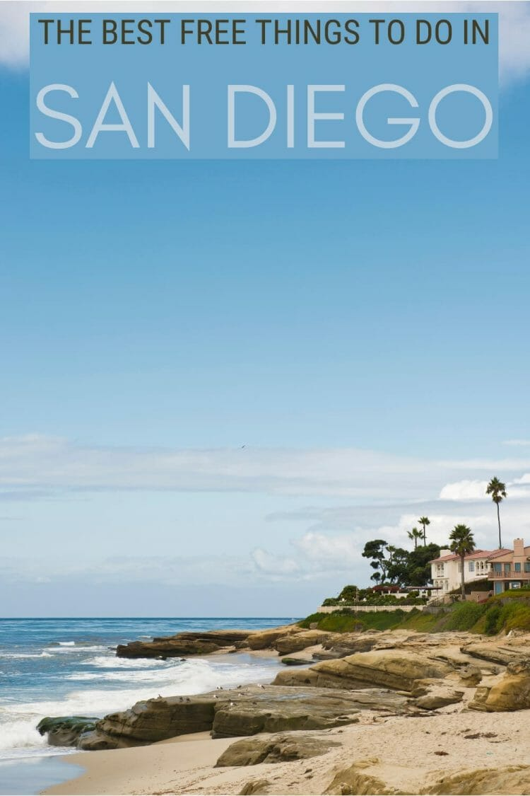 Discover the best free things to do in San Diego - via @clautavani