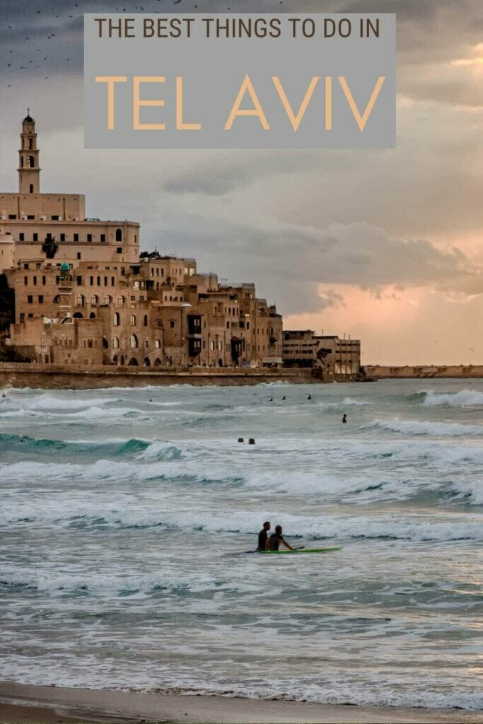 Read about the things to do in Tel Aviv - via @clautavani