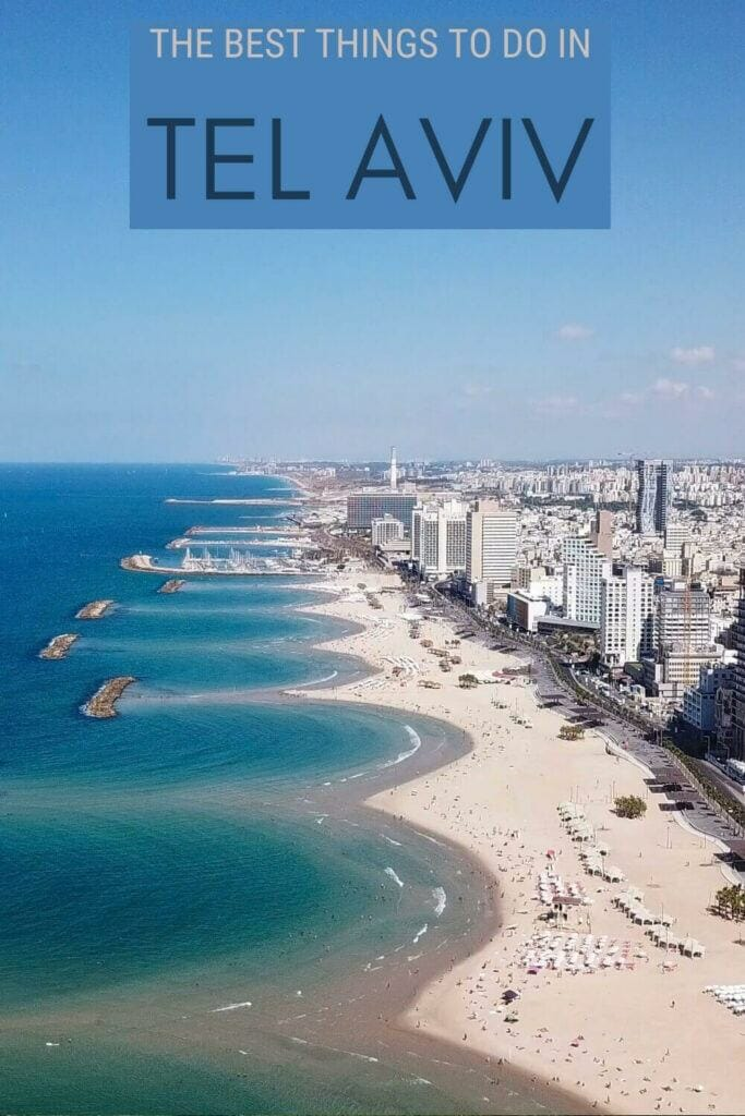 Check out the best things to do in Tel Aviv - via @clautavani