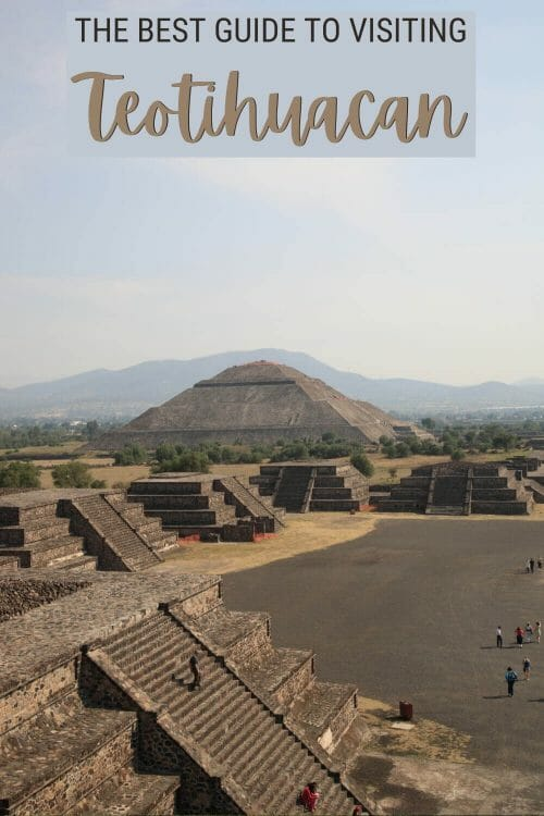 Discover how to visit Teotihuacan from Mexico City - via @clautavani