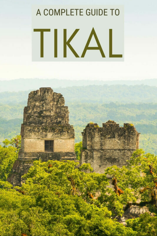 Discover everything you need to know before visiting Tikal, Guatemala - via @clautavani