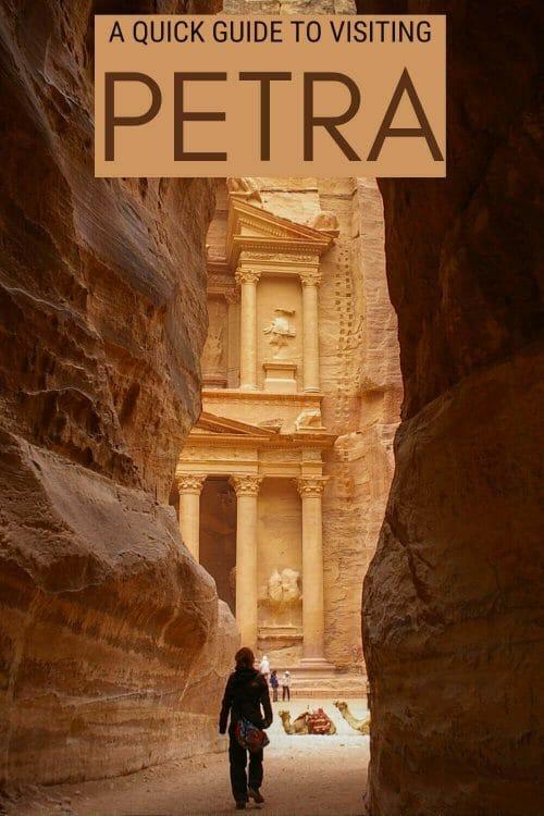 Discover what you must know before visiting Petra, Jordan - via @clautavani