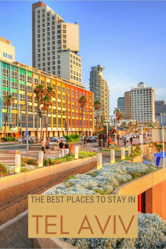 Check out the best places to stay in Tel Aviv - via @clautavani