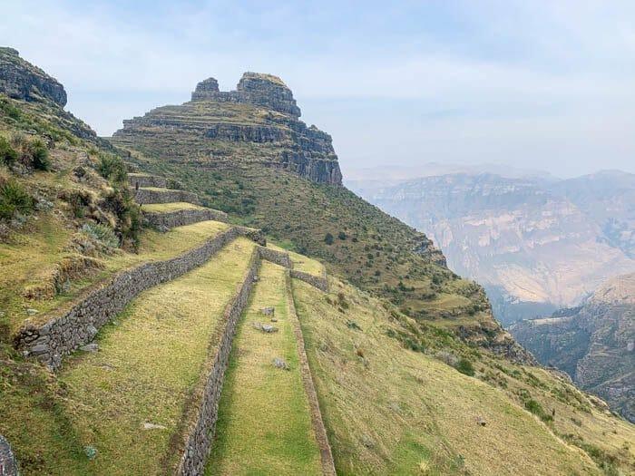 hikes in Peru
