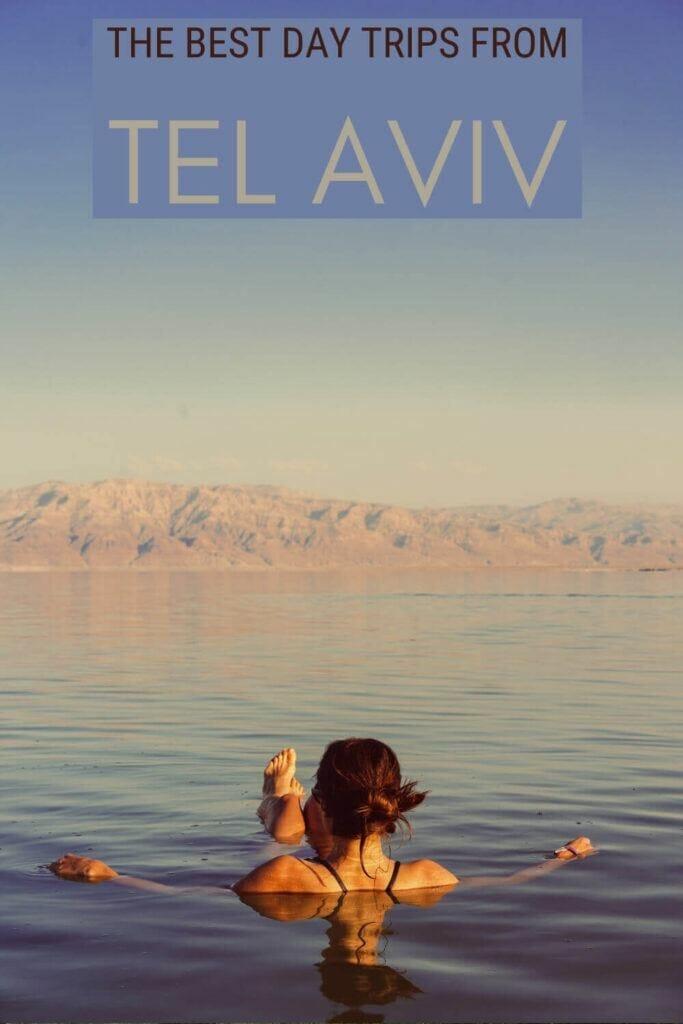 Discover the best day trips from Tel Aviv - via @clautavani