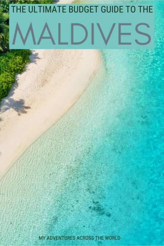 Discover how to visit the Maldives on a budget - via @clautavani