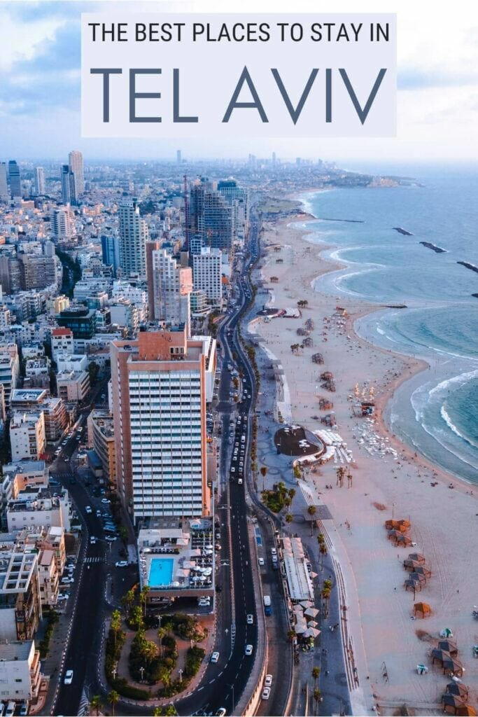 Discover where to stay in Tel Aviv - via @clautavani