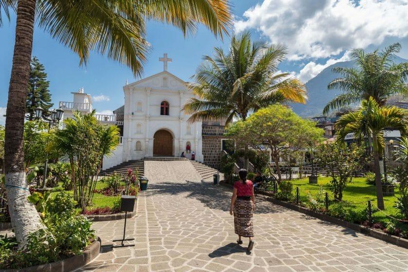 San Pedro Atitlan