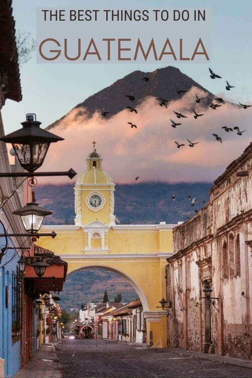 Discover the best things to do in Guatemala - via @clautavani