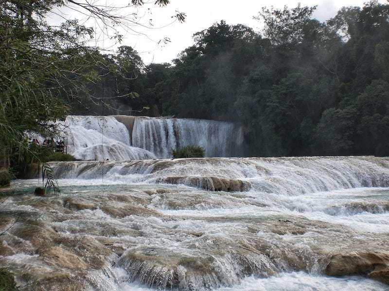 Agua Azul Chiapas