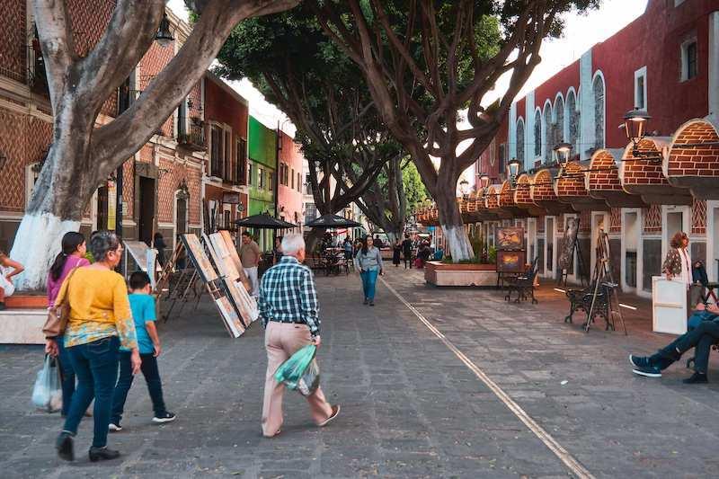 Barrio del Artista Puebla