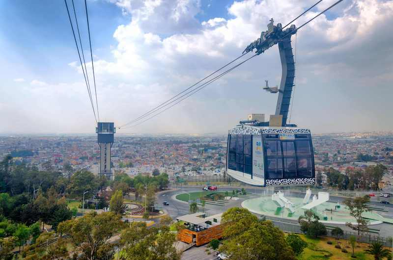 Teleferico de Puebla