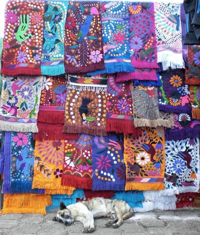 San Juan Chamula Market